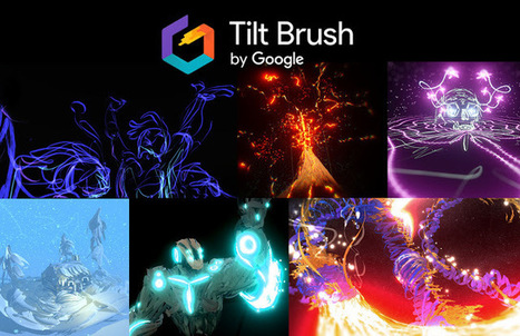 Tilt Brush: painting from a new perspective | MYP | Scoop.it