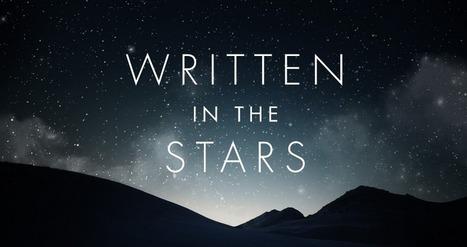 Una aplicación para enviar mensajes escritos en las estrellas por Navidad   Fun facts   Scoop.it