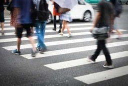 Walk This Way: Why There Are Still Too Many Pedestrian Accidents - Insurance Quotes   Vehicle Safety   Scoop.it