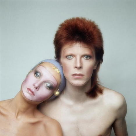 20 Rarely-Seen Photos of David Bowie | What's new in Visual Communication? | Scoop.it