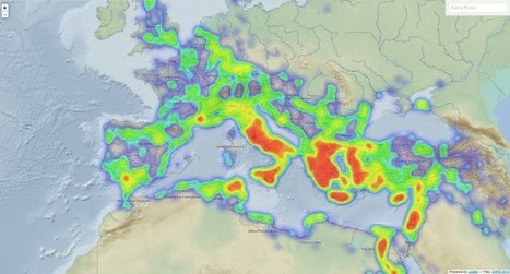 Pelagios, una herramienta para descubrir la geografía de la ... - La Brujula Verde | Cartonatura | Scoop.it