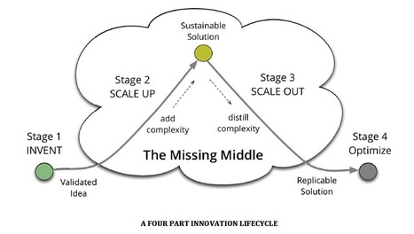 Managing the Journey to Scale Up Innovation | Organized in a very complicated world | Scoop.it