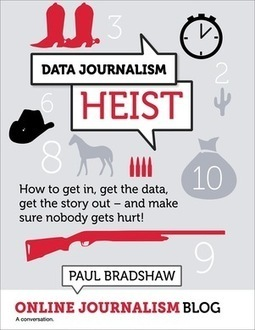 New ebook now ready! Learn basic spreadsheet skills with Data Journalism Heist   Educación y periodismo   Scoop.it