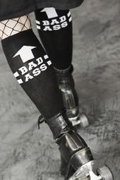 Women Crossfit Badass Socks | General | Scoop.it