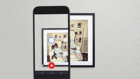 Google's New PhotoScan App Gives You a Quick and Easy Way to Digitize Your Old Photographs | TechnoRousseau | Scoop.it