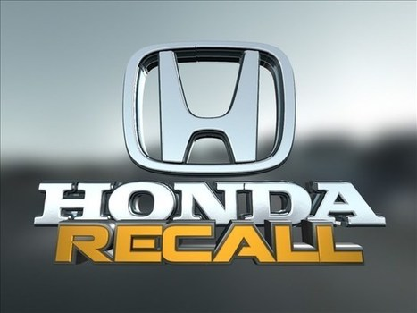 Honda Recalls Motorcycles Due to Brake Problems | California Motorcycle Accident Attorney News | Scoop.it