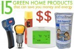 15 Inexpensive Green Household Products That Can Save You Money And Cut Down Your Energy Bill   Digital Sustainability   Scoop.it