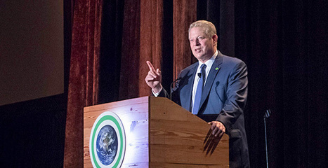 ADVOCACY: Mr. Gore goes to Houston | Sustain Our Earth | Scoop.it