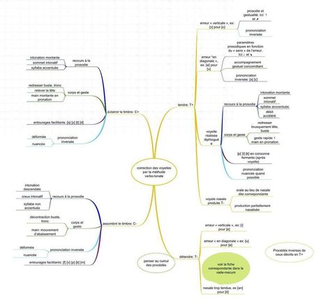 Visualiser les procédés de correction phonétique - Au son du fle - Michel Billières | FLE phonétique | Scoop.it