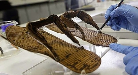 The Archaeology News Network: 135 artefacts transferred to Grand Egyptian Museum   Teaching history and archaeology to kids   Scoop.it