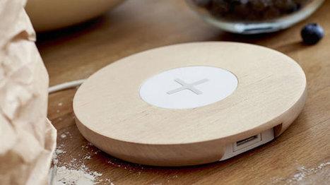 Ikea crée des meubles pour charger les smartphones sans fils   innovation&tech   Scoop.it