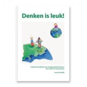 Denken is leuk | Handboek voor hoogbegaafde kinderen | materialen voor meer- en hoogbegaafde kinderen | Scoop.it