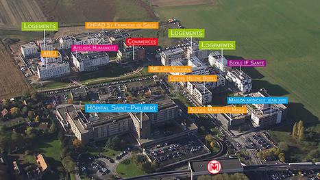 « Humanicité est un laboratoire urbain et social pour imaginer le quartier de demain »   Humanicité   Scoop.it