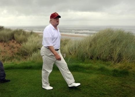 Donald Trump applies to build second golf course - Top stories - Scotsman.com | Golf updates | Scoop.it