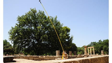 A New Picture of Olympia - Archaeology Magazine | Centro de Estudios Artísticos Elba | Scoop.it