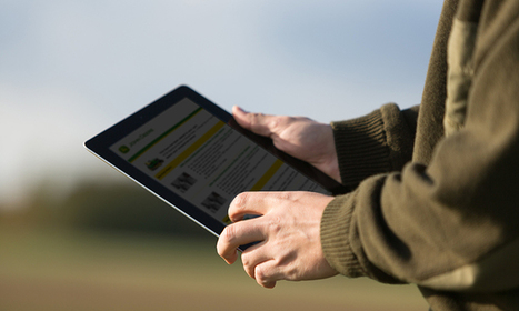 8 Online Resources to Visit for Agriculture Information | MachineFinder Blog | CALS in the News | Scoop.it