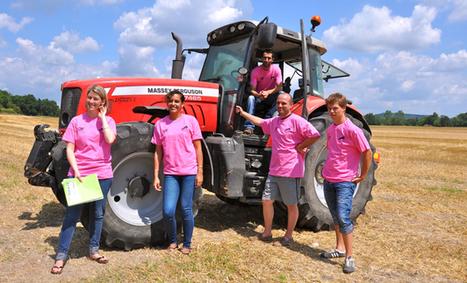 Les jeunes agriculteurs de Dordogne fêtent l'agriculture   Agriculture en Dordogne   Scoop.it
