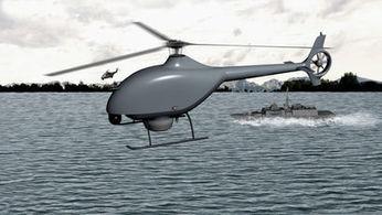 DCNS et Airbus Helicopters préparent un drone naval ultra-digital | Hélicos | Scoop.it