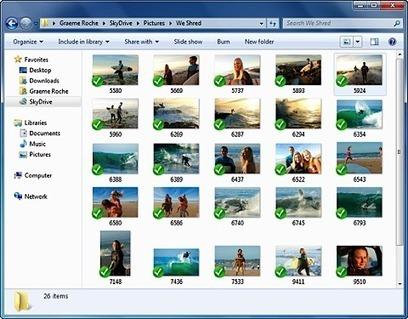 Här är Microsofts nya Skydrive - IDG.se | Folkbildning på nätet | Scoop.it