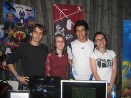 Estudiantes desarrollan videojuego para enseñanza de la Física   Formación y videojuegos   Scoop.it