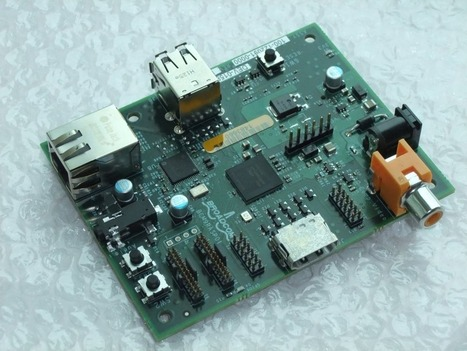 Raspberry Pi launches; demand knocks out retailers' websites ...   Raspberry Pi   Scoop.it