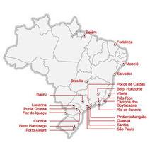 Mapa de protestos pelo Brasil | Mapeando | Scoop.it