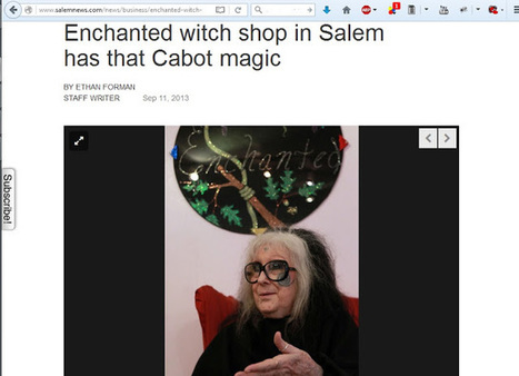 Witchcraft | Witchcraft and Paganism | Scoop.it