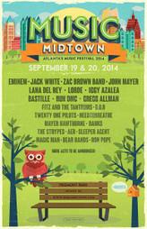 Music Midtown • Sept 19 & 20, 2014 • Atlanta's Music Festival | Atlanta Intown Living | Scoop.it