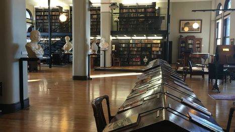 The secret world of membership libraries | Beyond the Stacks | Scoop.it