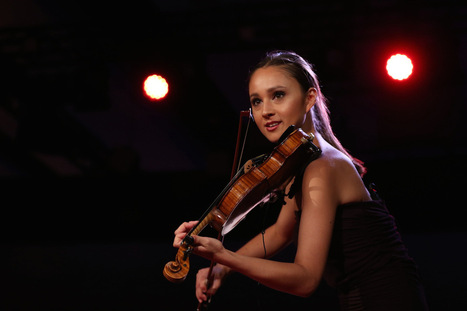 "Playing ""Billionaire"" for the Billionaires: A Violinist's Ironic Wink 