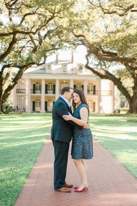 Ben & Kelly : An Oak Alley Engagement Session | Oak Alley Plantation: Things to see! | Scoop.it