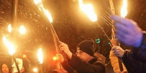 Angry Residents Wave Pitchforks, Torches In Protest Of Mayor's Crackdown On ... - Huffington Post | Working and serving the new homeless | Scoop.it