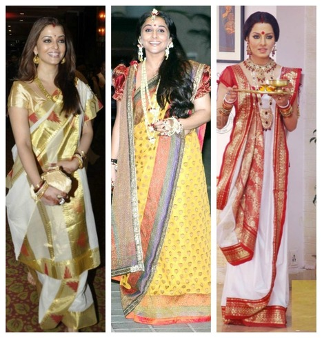 Costumes and Fashion of West Bengal | Trendz Design | Scoop.it