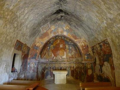 A long-overdue facelift for St. Tadros' frescoes - The Daily Star | Artesanía y pintura decorativa | Scoop.it