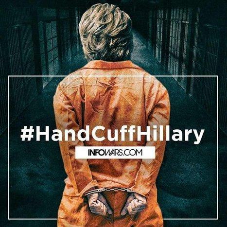 CNA: Se lleve a cabo o no la acusación del FBI contra Hillary, un presunto criminal no puede ser presidente de EEUU | La R-Evolución de ARMAK | Scoop.it