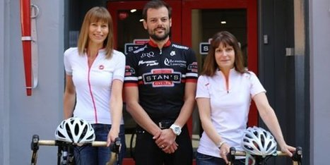 Employees get on their bikes in time for national Bike Week | Love Shrewsbury | National Bike Week | Scoop.it