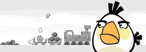 B2B Leads Acquisition from an Angry Bird [part 1]   Direct Marketing Insider   Scoop.it
