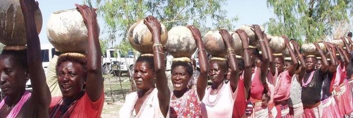 Patrimoine immatériel de l'Unesco : L'Oshituthi shomagongo, un important lieu de brassage en Namibie | Ecce Africa | Kiosque du monde : Afrique | Scoop.it