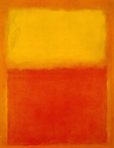 The Artist's Reality: Mark Rothko's Little-Known Writings on Art, Artists, and What the Notion of Plasticity Reveals about Storytelling | #ETMOOC Topic 2: Digital Storytelling | Scoop.it