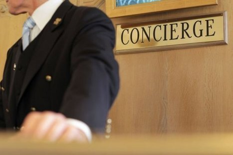 Why Concierge Apps Are Way Of The Future In Hospitality | Luxury Daily | CRM | Scoop.it