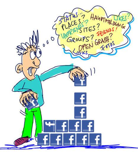 [infographie] Facebook : ami ... ou pas? | Social Media Curation par Mon Habitat Web | Scoop.it