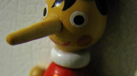 Le bonheur est dans le nez (de Pinocchio) : et s'il fallait mentir aux hommes pour les faire progresser...   CRAKKS   Scoop.it