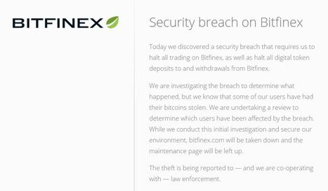 La mayor web de canjeo de bitcoins es hackeada y pierde 65 millones de dólares | Informática Forense | Scoop.it