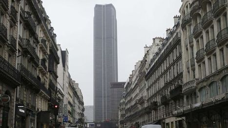 Le Figaro - Faut-il détruire la tour Montparnasse ? | NON à la Tour Triangle | Scoop.it