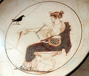 Ancient Greek Music - Ancient Greece for Kids! | EURICLEA | Scoop.it
