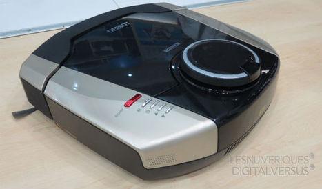 Nouvel aspirateur robot Deebot 9, un guidage laser | Les robots domestiques | Scoop.it