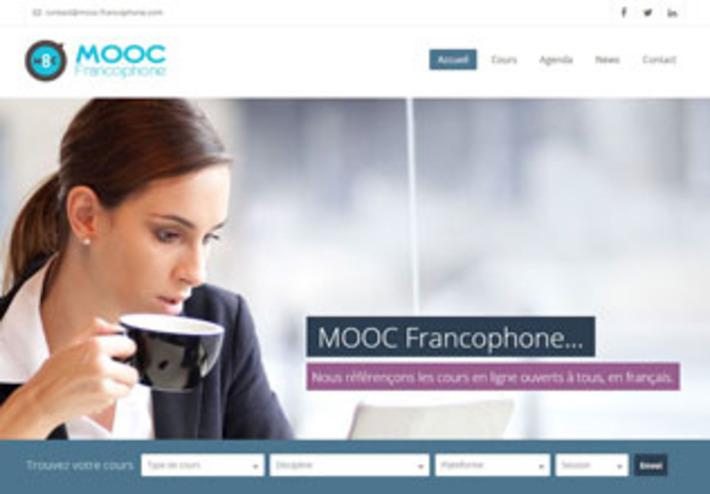 La version 2 du site MOOC Francophone est en ligne... | MOOC Francophone | Scoop.it