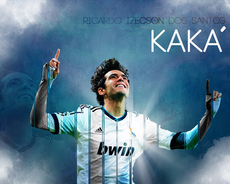 New Kaka wallpaper HD Real madrid 2013 - 2014 | FULL HD (High Definition) Wallpapers, Pictures For Desktop & Backgrounds | Real Madrid WALLPAPERS, PICTURES FOR DESKTOP & BACKGROUNDS | Scoop.it
