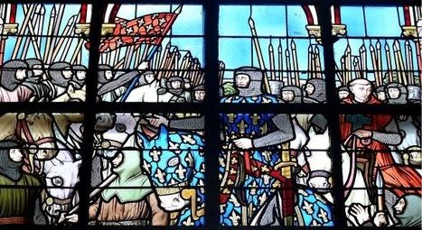 27 juillet 1214 : bataille de Bouvines   Racines de l'Art   Scoop.it
