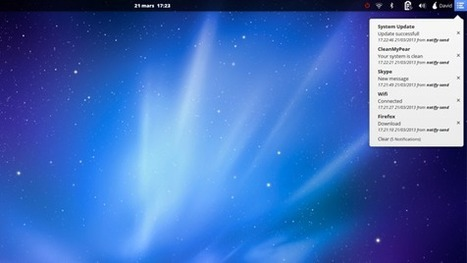 Pear OS 7: c'est Ubuntu au design de Mac OS | Geek 2015 | Scoop.it